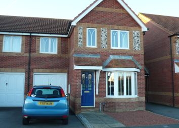 Thumbnail 3 bed link-detached house to rent in Equine Way, Newbury