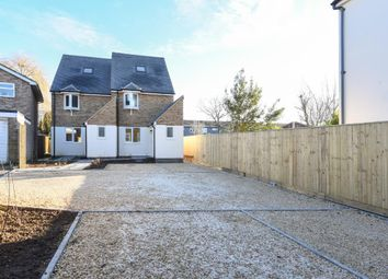 Thumbnail 3 bed semi-detached house for sale in Iffley Close, Oxford