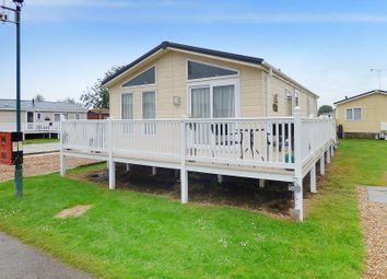 Thumbnail 2 bed mobile/park home for sale in Vinnetrow Road, Runcton, Chichester