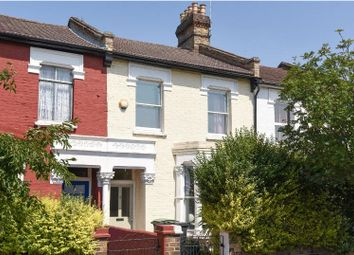 Thumbnail 3 bedroom terraced house to rent in Dagmar Road, London