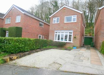 Thumbnail 3 bed detached house for sale in Southgate Close, Plymstock, Plymouth
