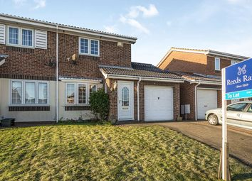 Thumbnail 2 bed semi-detached house to rent in Brackenbeds Close, Pelton, Chester Le Street