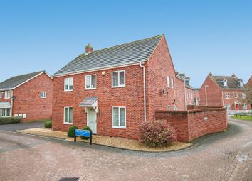 Thumbnail 5 bed detached house for sale in Mildenhall Way Kingsway, Gloucester