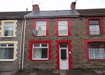 Thumbnail 3 bed terraced house to rent in Hearts Of Oak Cottages, Nantyffyllon, Maesteg, Mid Glamorgan