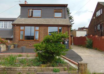 Thumbnail 4 bed semi-detached bungalow for sale in 5 Elm Grove, Grotton, Oldham.