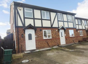Thumbnail 2 bed end terrace house for sale in Llys Y Mor, Abergele