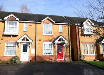 Thumbnail 2 bed end terrace house for sale in Silvester Way, Church Crookham, Fleet