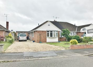 Thumbnail 2 bedroom semi-detached bungalow for sale in Woodstock Road, Swindon