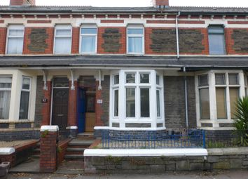 Thumbnail 3 bedroom terraced house for sale in Llandaff Road, Canton, Cardiff