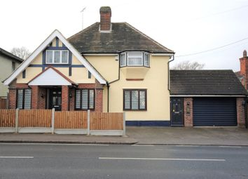 Thumbnail 4 bed detached house for sale in Stock Road, Chelmsford, Essex