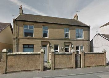 Thumbnail 2 bed flat for sale in Canal Street, Ayrshire