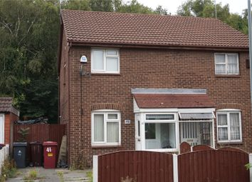 Thumbnail 2 bed semi-detached house for sale in Rainbow Drive, Halewood, Liverpool, Merseyside