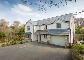 Thumbnail 4 bed detached house for sale in 2A Stankelt Road, Silverdale, Carnforth