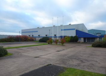 Thumbnail Light industrial for sale in Warehouse Baden Powell Road, Arbroath