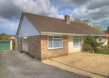 Thumbnail 2 bed semi-detached bungalow for sale in 3, Park Road, Malmesbury
