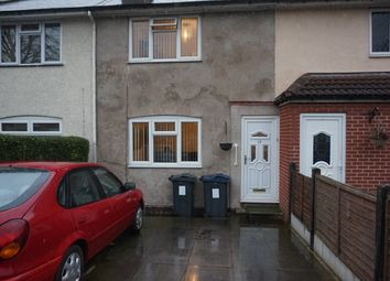 Thumbnail 2 bedroom terraced house for sale in Cowley Road, Birmingham