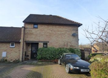 Thumbnail 2 bedroom semi-detached house to rent in Gramwell, Shenley Church End, Milton Keynes