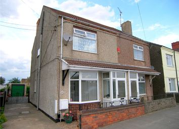 Thumbnail 2 bed semi-detached house for sale in Alfreton Road, Newton, Alfreton