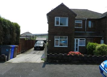 Thumbnail 3 bed semi-detached house to rent in Scragg Street, Packmoor, Stoke-On-Trent