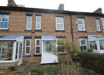 Thumbnail 3 bed terraced house for sale in Carlton Terrace, Carlton Miniott, Thirsk