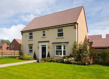 "Thumbnail 4 bedroom detached house for sale in ""Layton"" at Lowfield Road, Anlaby, Hull"