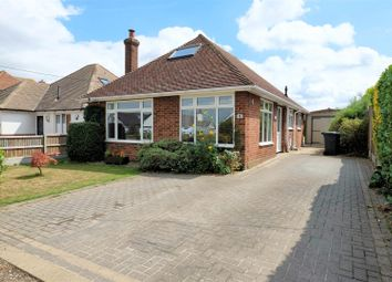 Thumbnail 3 bed detached bungalow for sale in Hillside Road, Whitstable