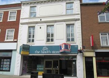 Thumbnail Retail premises to let in 22 Silver Street, Wellingborough, Northamptonshire