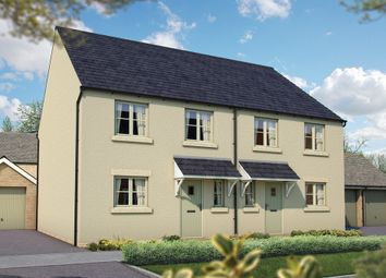 "Thumbnail 3 bedroom semi-detached house for sale in ""The Slimbridge"" at Todenham Road, Moreton-In-Marsh"