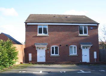 Thumbnail Semi-detached house to rent in Althestan Close, Alvechurch, Birmingham