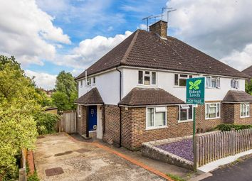 Thumbnail 2 bed maisonette for sale in Brook Road, Merstham, Redhill