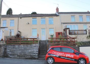 Thumbnail 3 bed terraced house to rent in Glamorgan Terrace, Penrhiwfer