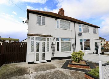 Thumbnail 3 bed semi-detached house for sale in The Willows, Prestatyn