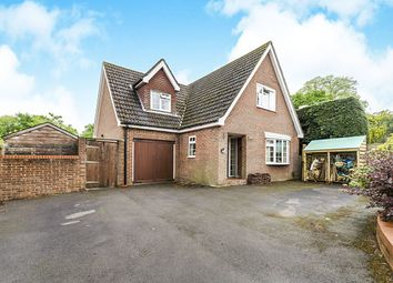 Thumbnail 4 bed detached house for sale in Dimond Hill, Southampton
