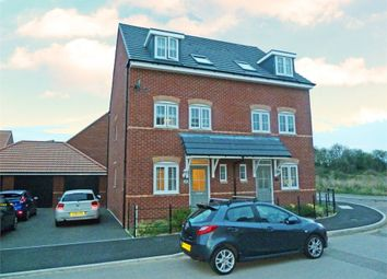 Thumbnail 3 bedroom semi-detached house for sale in Richardson Road, Swindon, Wiltshire