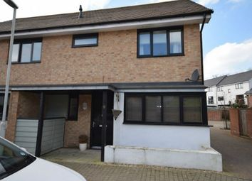 Thumbnail 3 bed end terrace house to rent in Beadsman Crescent, Leybourne, West Malling