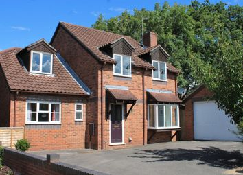 Thumbnail 5 bedroom detached house for sale in Kestrel Close, Bishops Waltham, Southampton