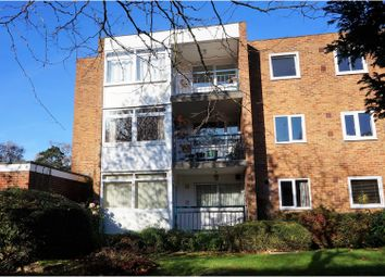 Thumbnail 3 bed flat for sale in Vermont Close, Bassett, Southampton