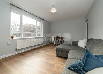 Thumbnail 1 bed flat to rent in Clare Road, London
