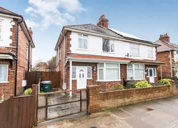 Thumbnail 3 bed semi-detached house for sale in Lincoln Road, Skegness