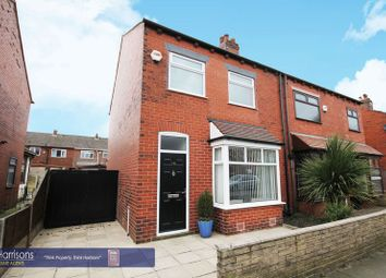 Thumbnail 3 bedroom semi-detached house for sale in Chilham Street, Morris Green, Bolton, Lancashire.