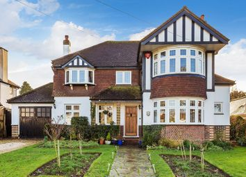 Thumbnail 4 bedroom detached house for sale in Lordsbury Field, Wallington