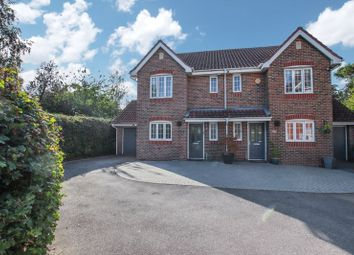 Little Fox Drive, Park Gate, Southampton SO31. 3 bed semi-detached house