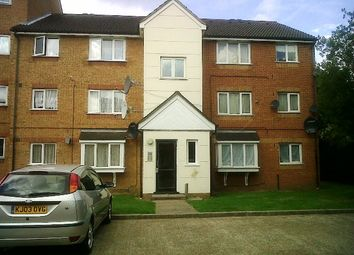Thumbnail 1 bed flat to rent in Plowman Close, Edmonton