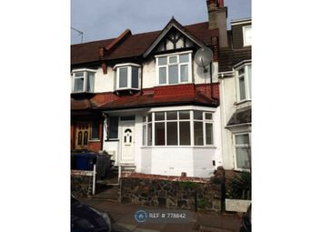 Thumbnail 4 bed terraced house to rent in Squires Lane, London