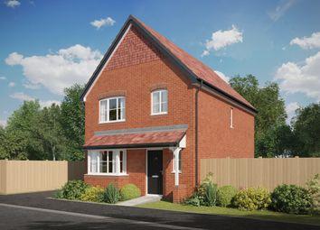 Thumbnail 3 bed detached house for sale in Scotchbarn Rise, Scotchbarn Lane, Whiston