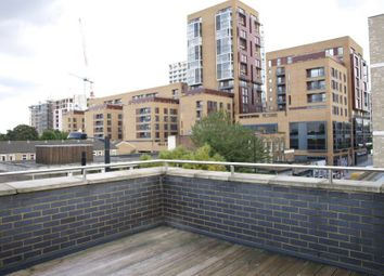 Thumbnail 2 bedroom flat to rent in Dalston Lane, London, Dalston Junction