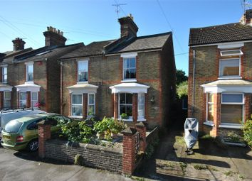 Thumbnail 2 bed semi-detached house for sale in Norman Road, Faversham