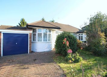 Thumbnail 3 bedroom semi-detached bungalow for sale in Wren Road, Sidcup