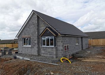 3 bed bungalow for sale in Plot 4 The Dale, Land South Of Kilvelgy Park, Kilgetty, Pembrokeshire SA68