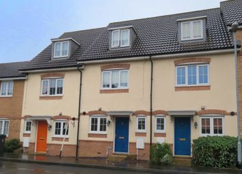 Thumbnail 3 bed terraced house for sale in Tristram Close, Yeovil